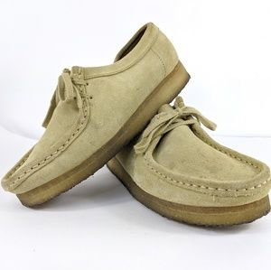 Clarks Original Wallabee Loafers